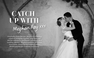 Catch up with Meghan Fay
